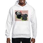 Cochin Rooster & Hen Hooded Sweatshirt