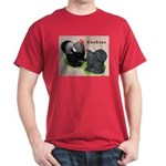 Cochin Rooster & Hen Dark T-Shirt