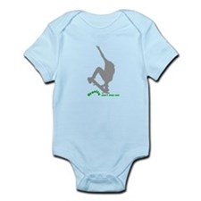 Gravity Wear - Skate Boarding Infant Bodysuit