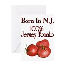 Cute New jersey Greeting Card