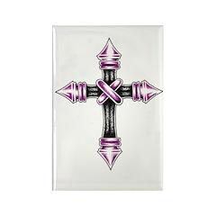 Spike Cross Rectangle Magnet
