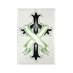 Slanted Cross Rectangle Magnet
