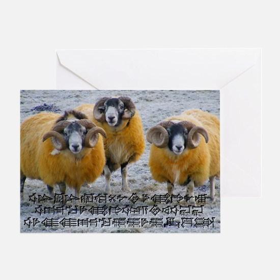 A Season of Peace Greeting Card