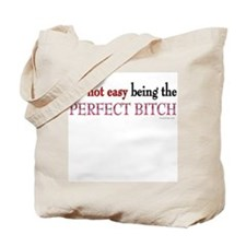 It's not easy being the... Tote Bag