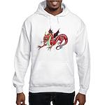 Red Dragon Hooded Sweatshirt