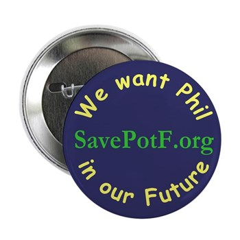 "Save Phil 2.25"" Button (10 pack)"