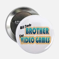 Trade Brother Video Games Button