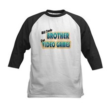 Trade Brother Video Games Tee