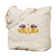 Belly Dance Shimmy Chic Tote Bag