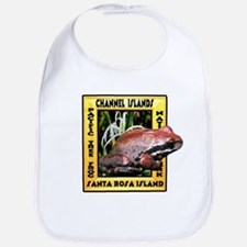 Channel Islands NP frog t-shi Bib