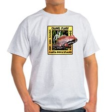 Channel Islands NP frog t-shi T-Shirt