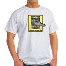 Everglades National Park Croc T-Shirt