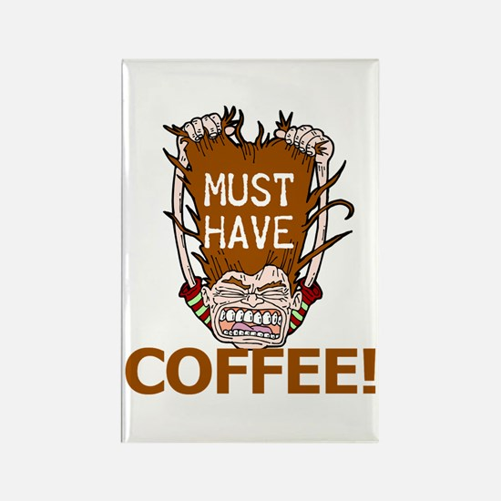 Must Have Coffee Rectangle Magnet (10 pack)