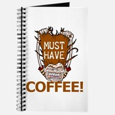 Must Have Coffee Journal