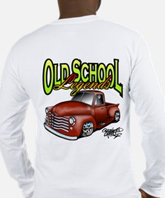 Old School Legends '53 Chevy Pickup Long Sleeve T-