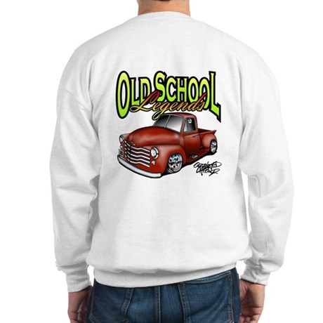 Old School Legends '53 Chevy Pickup Sweatshirt