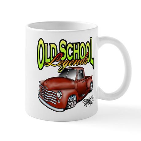 Old School Legends '53 Chevy Pickup Mug