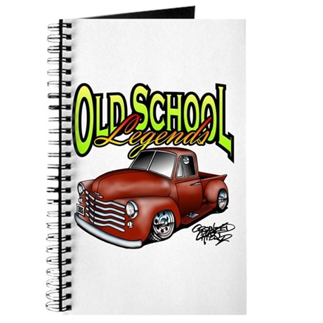 Old School Legends '53 Chevy Pickup Journal