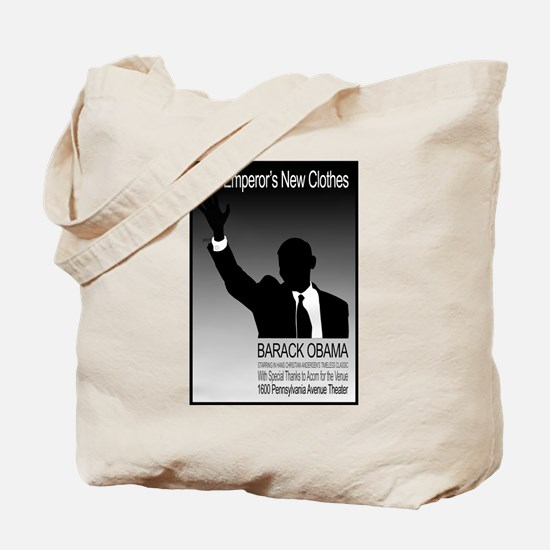 The Emperor's New Clothes Tote Bag