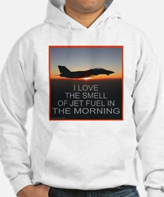 SMELL OF JET FUEL Hoodie