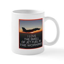 SMELL OF JET FUEL Small Mug