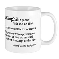 Bibliophile Definition Mug