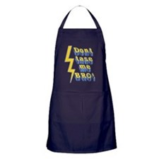 Dont tase me Apron (dark)
