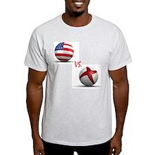 USA vs England T-Shirt