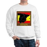 Spanish Map Sweatshirt