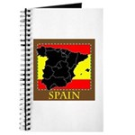 Spanish Map Journal