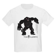 Too Human: GRNDL Kids Light T-Shirt