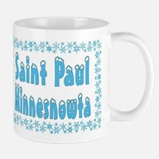 Saint Paul Minnesnowta Mug