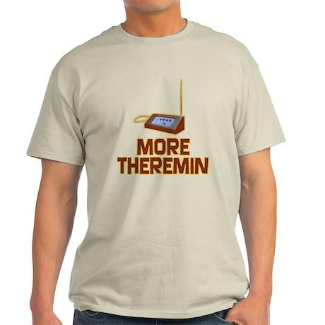 More Theremin Light T-Shirt