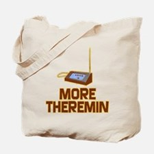 More Theremin Tote Bag