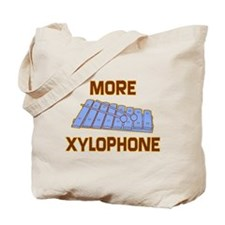 More Xylophone Tote Bag