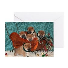 To Grandmother's house we go Greeting Card