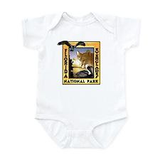 Florida Everglades NP Infant Bodysuit