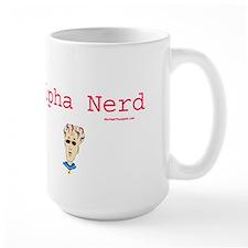 Alpha Nerd Mug