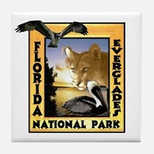 Florida Everglades NP Tile Coaster