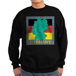Germany Map Sweatshirt (dark)
