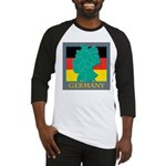Germany Map Baseball Jersey