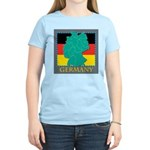 Germany Map Women's Light T-Shirt