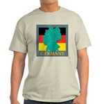 Germany Map Light T-Shirt
