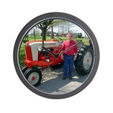 Unique Ford tractor Wall Clock