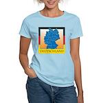Deutschland German Map Women's Light T-Shirt