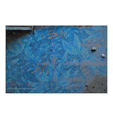 Piso Azul (Blue Floor) Postcards (Pkg. of 8)