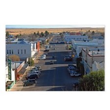 Main Street, Marfa Texas Postcards (Package of 8)