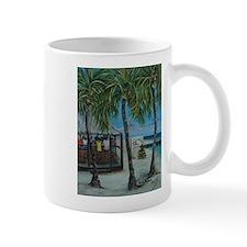 BCs Beach Bar Holiday Mug