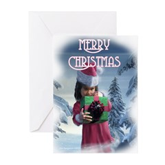 Frost Child Christmas Cards (Pk of 20)