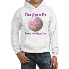 Tips from a Pro Hoodie